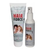 HAIR FORCE ONE CHAMPÚ Y LOCIÓN - Acelera el crecimiento general del cabello en un 152% 152%